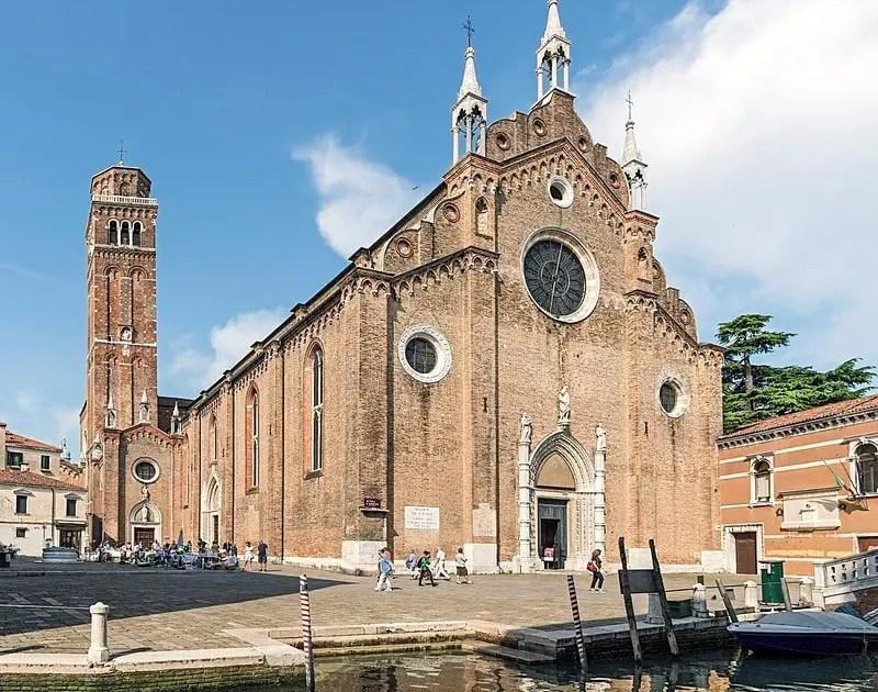 Venezia museo dei frari