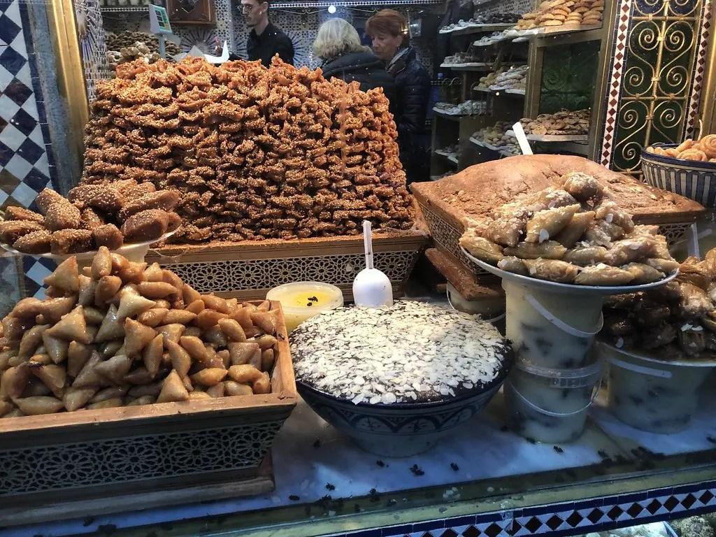 dolci marocchini