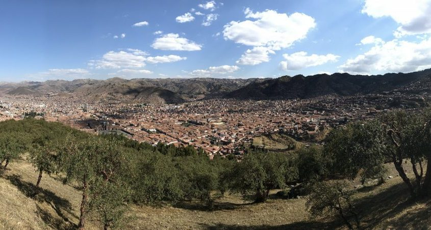 vista su cusco