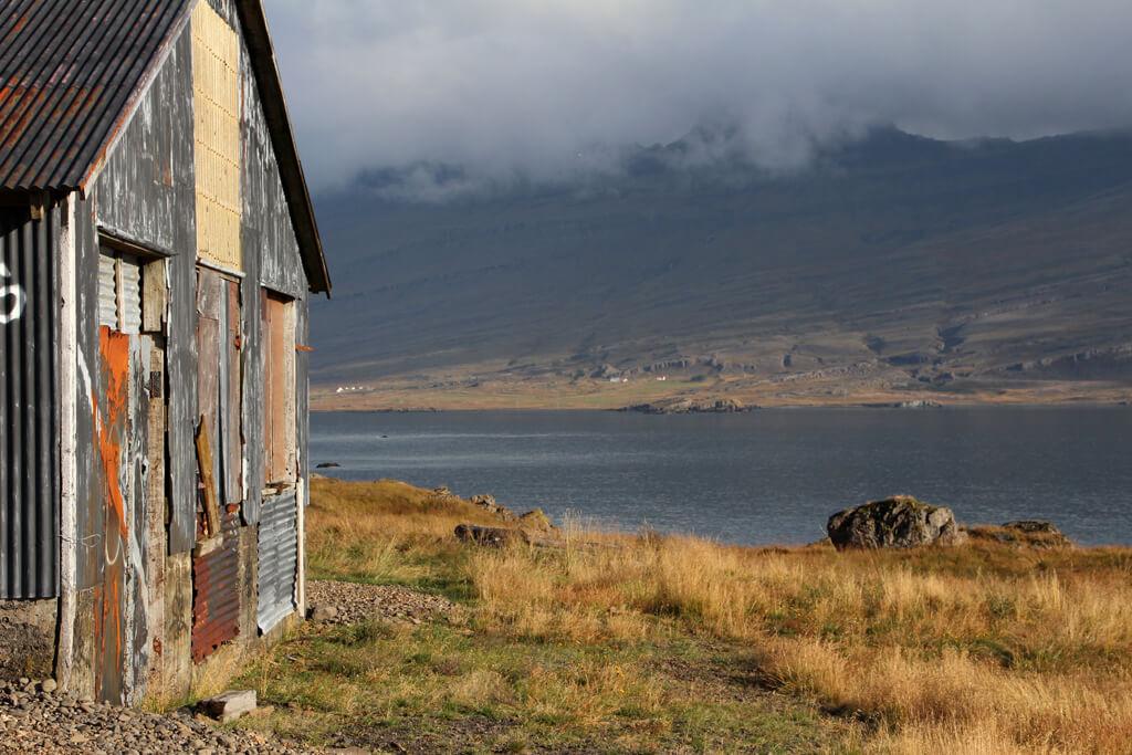Iceland Tin Barn