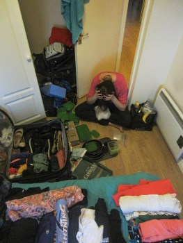 Ireland Packing Woes