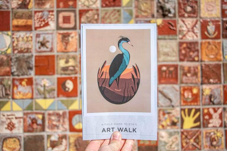 Downtown Kitchener's Art Walk Field Guide