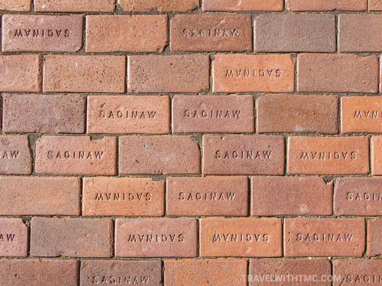 Bricks on Bricks at CASO Station
