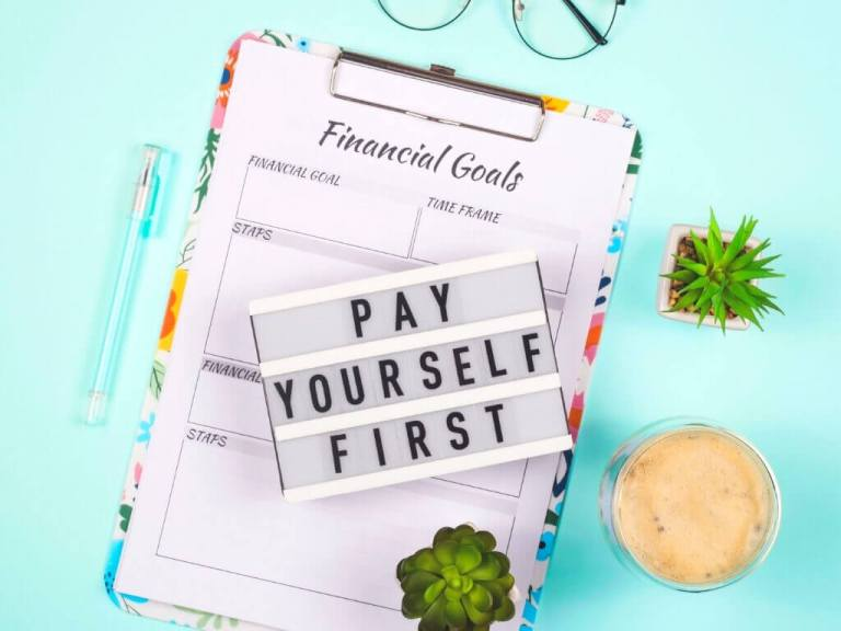 Include Paying Yourself First in your Personal Budget