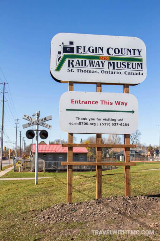 St. Thomas Elgin County Railway Museum