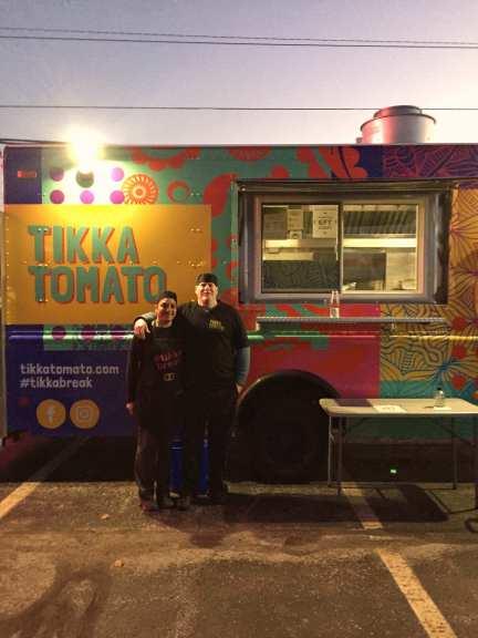 Tikka Tomato in St. Thomas Ontario Chef Geeta and hubby Al