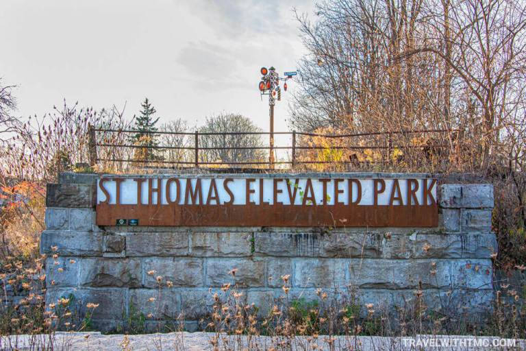 Welcome to St. Thomas' Elevated Park