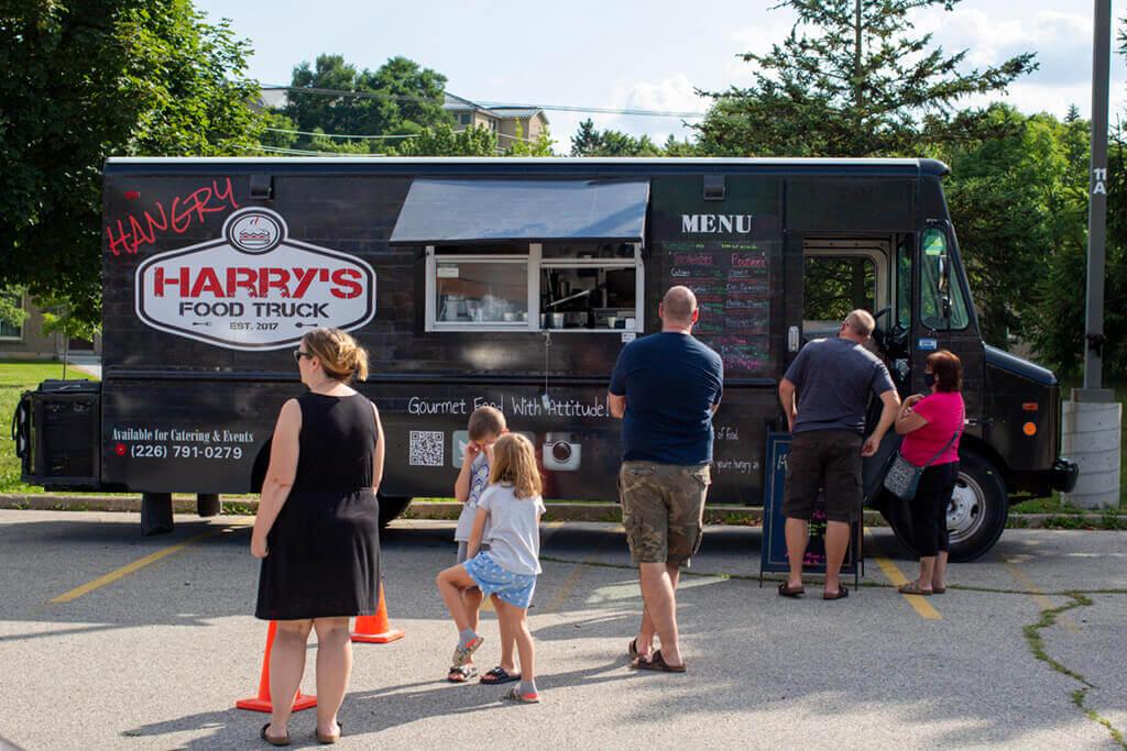 Hangry Harry's Food Truck in Kitchener-Waterloo Region