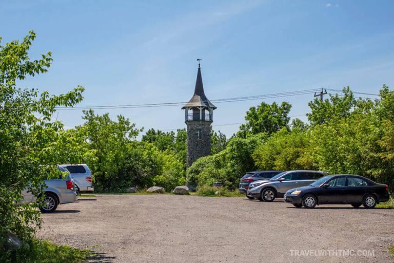 Waterloo Pioneer Memorial Tower Parking