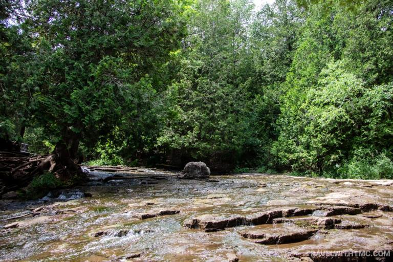 Pottawatomi Conservation Area has beautiful water