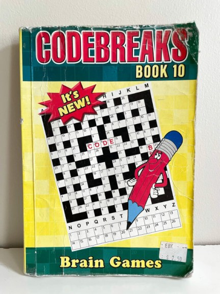 Codebreakers are great language learning activities