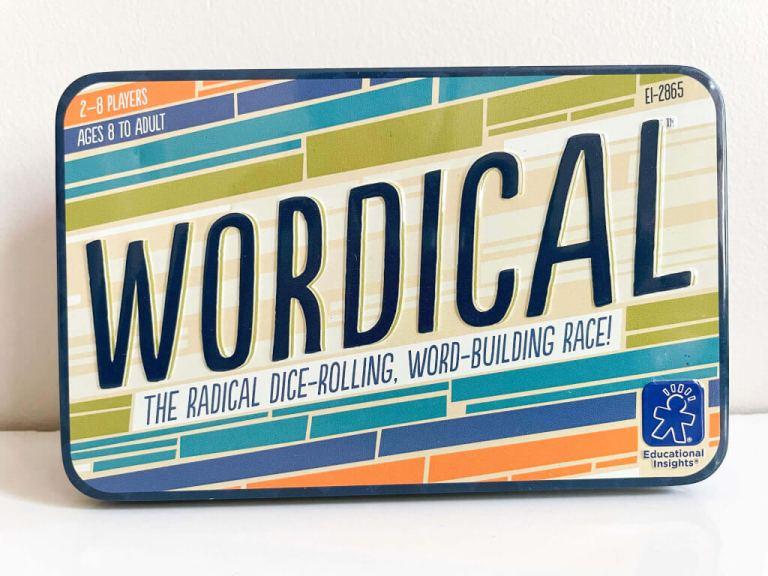 Wordical language game