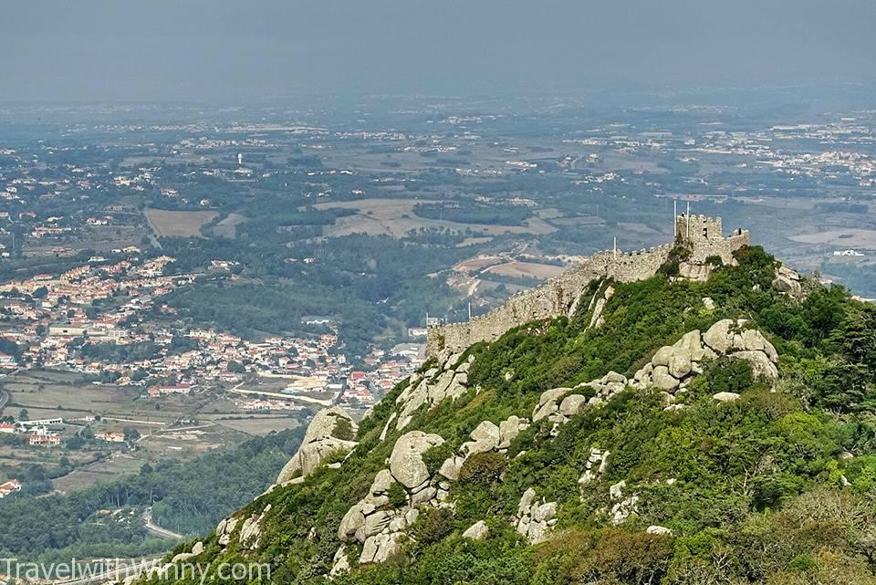 【葡萄牙】雷加萊拉宮 Quinta Da Regaleira 世界遺產地下迷宮的奇幻世界 @ Sintra 辛特拉