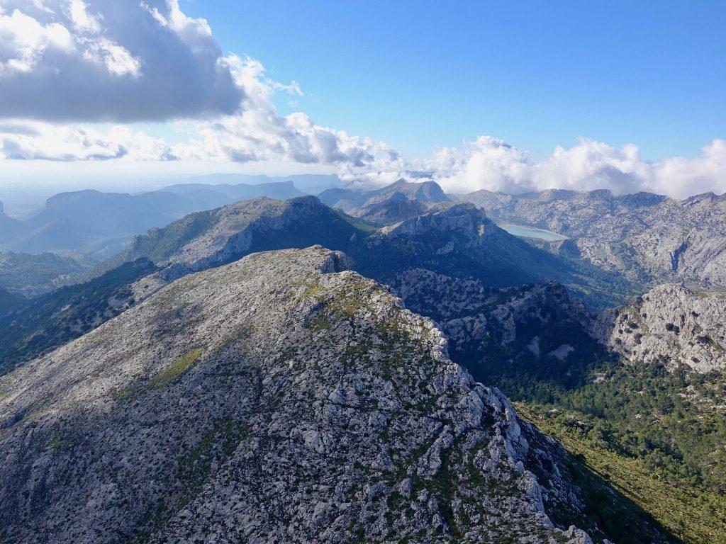 GR 221: Am-Massanella auf Mallorca