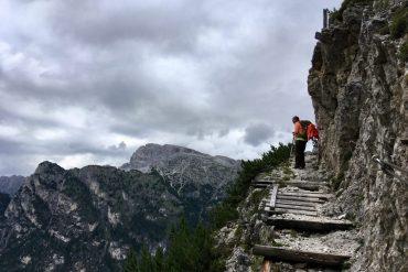 Hochpustertaler Höhenweg: Wandern in Südtirol + Guide