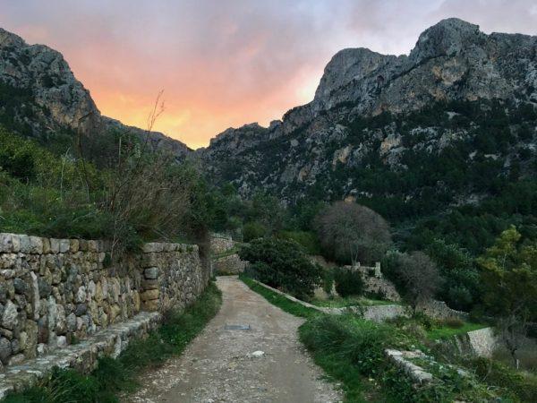 Wandern in der Serra-Tramuntana: Cami de Barrancs