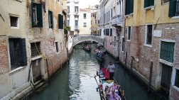 Although expensive, a visit isn't complete without riding a gondola.