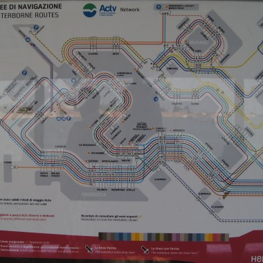 Bus Lines Map