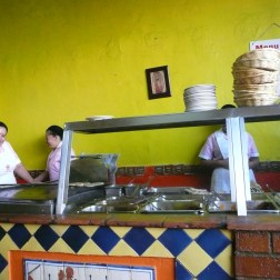 Zacatecan gorditas are a well known food even outside of Mexico.