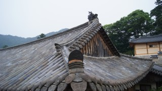One of the oldest temples in Korea that has never been destroyed by invasion. Visited June, 2012