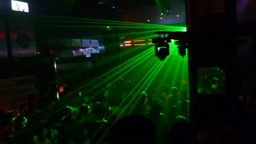 A club in Hongdae