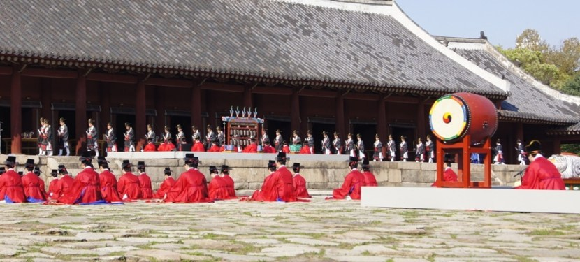Jongmyo Jaerye Festival in Seoul, South Korea pt.2/2