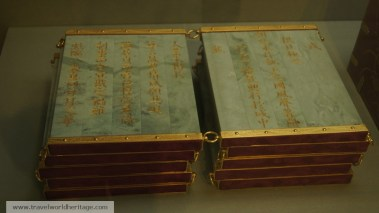 Tablets of King Taejo's Queen