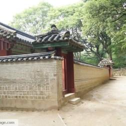 Side Doors to the Main Shrine