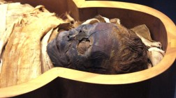 Very well preserved Egyptian mummy.