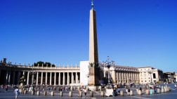 The Obelisk of the Vatican