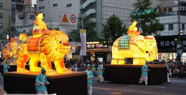 Buddha's Birthday – Lotus Lantern Festival [videos] pt.2/2