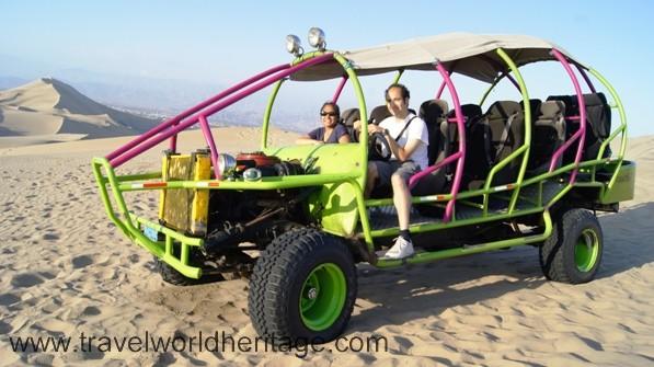 Dune buggy - Huacachina