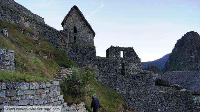 Tower - Machu Picchu