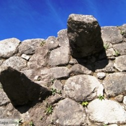 Steps - Wayna Picchu