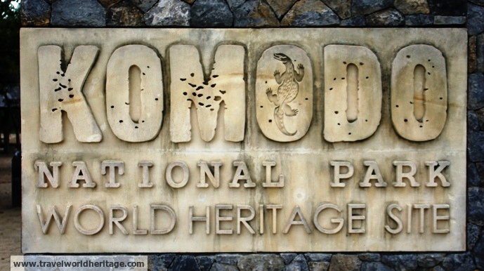 Komodo Sign