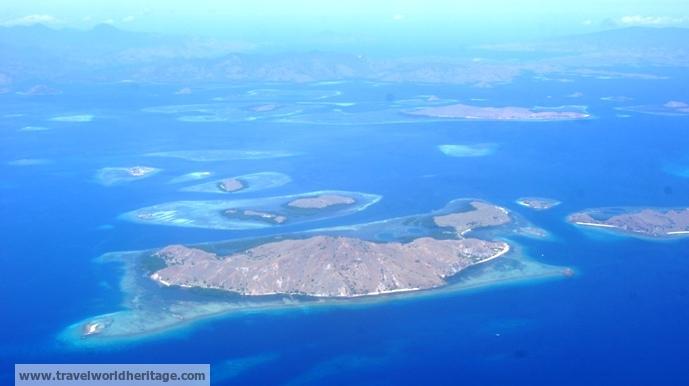 Komodo NP - Indonesia Itinerary