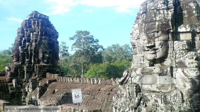 Angkor Bayon 2