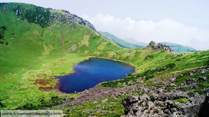 Jeju Island - Hallasan