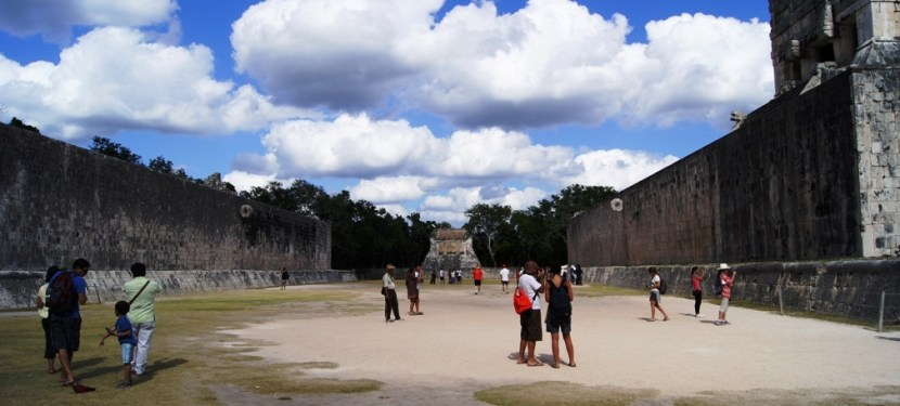 UNESCO Monday #10: You Lose, You Die at Chichen Itza