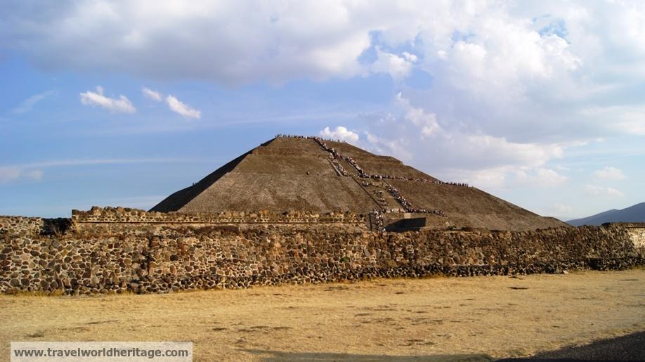 Pre Hispanic City Of Teotihuacan Travel World Heritage