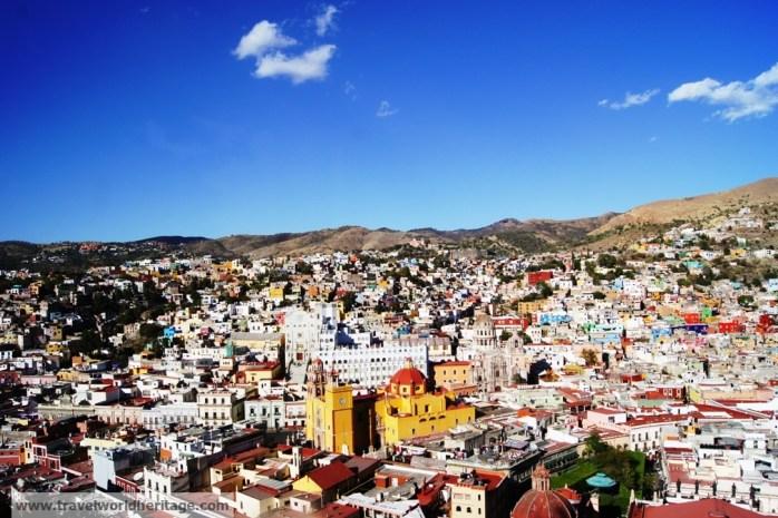 Guanajuato Town Center