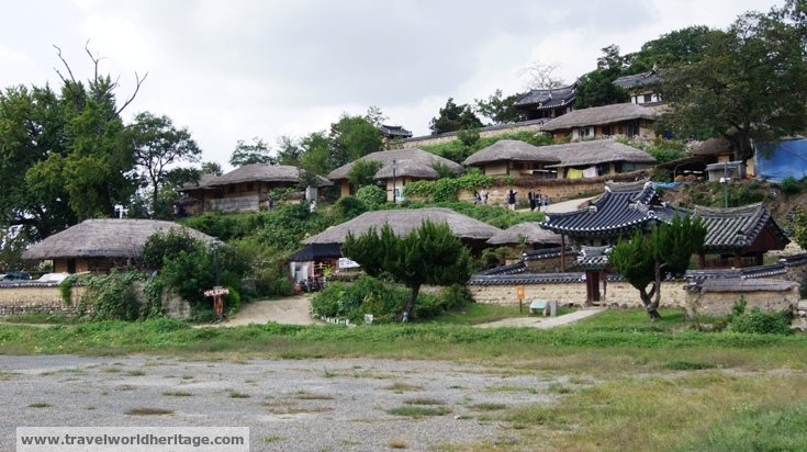 Yangdong and Hahoe Folk Villages