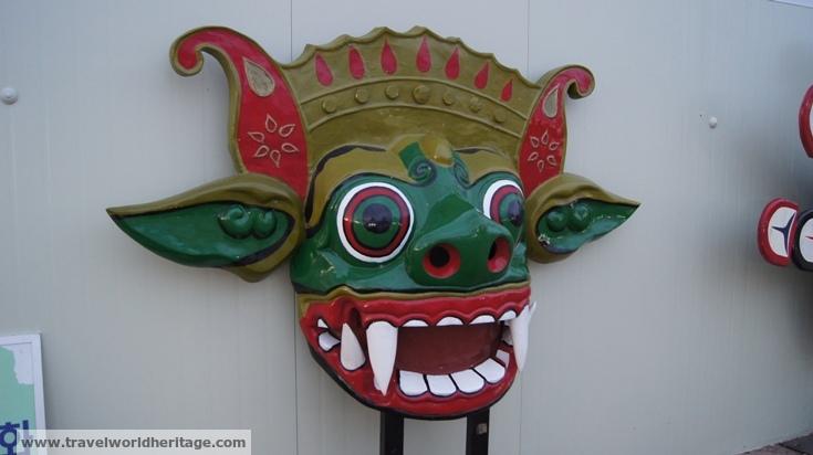 Mask - Andong Mask Festival