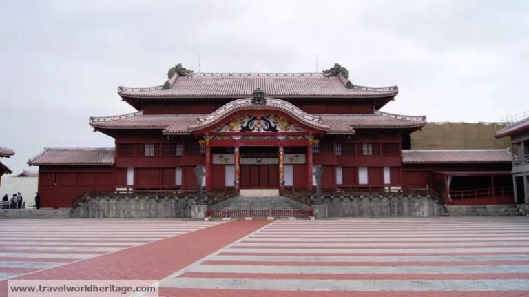 Shuri Ryukyu