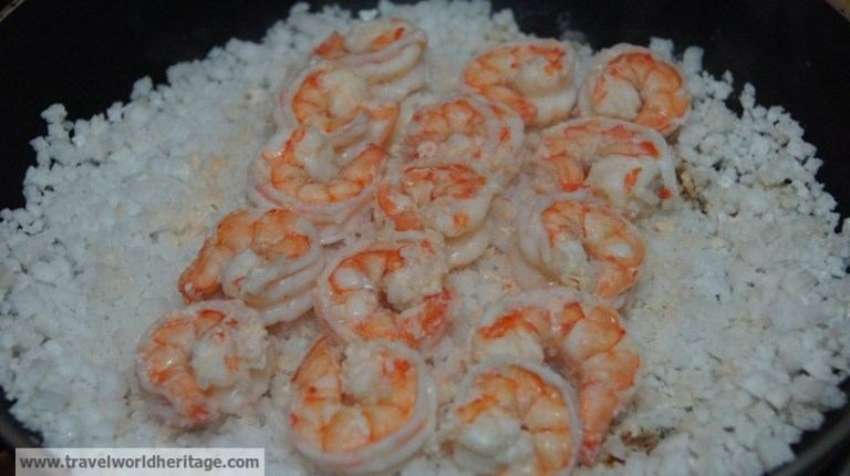 Shrimp 3 Noryangjin Fish Market