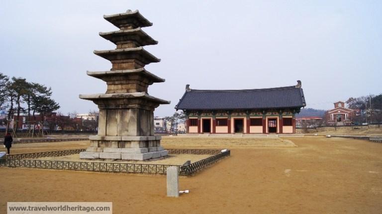 Jeongnimsaji Buyeo