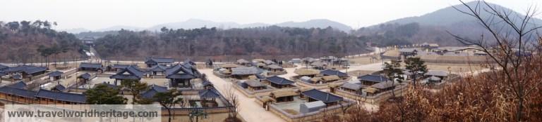 Baekje Cultural Complex Buyeo Culture Village