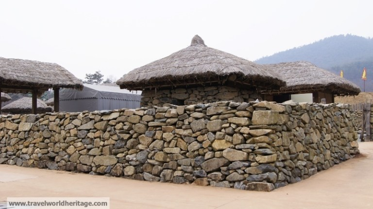 Baekje Cultural Complex Buyeo Village