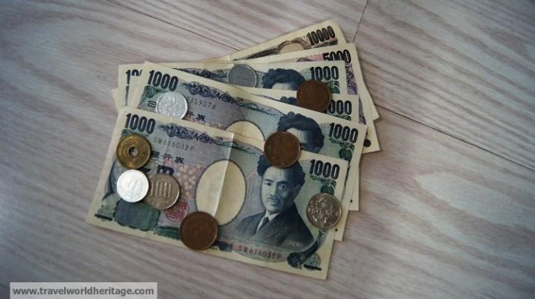 Yen - Tokyo is NOT