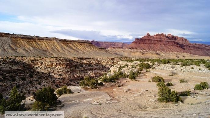 Black Dragon Canyon - Road Trip United States
